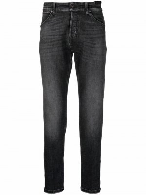 Зауженные джинсы Pt05. Цвет: серый