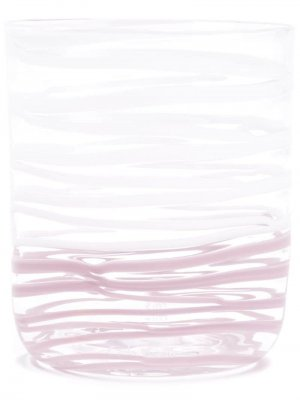 Стакан Bora Carlo Moretti. Цвет: фиолетовый