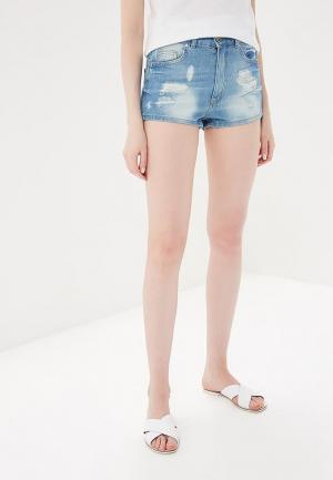 Шорты джинсовые Tom Farr. Цвет: голубой