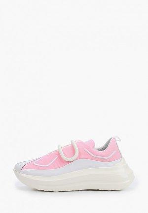 Кроссовки Barracuda. Цвет: розовый