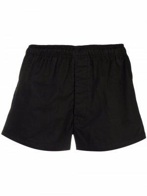 Спортивные шорты Nantessa Société Anonyme. Цвет: черный