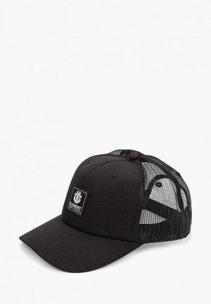 Бейсболка Element. Цвет: черный
