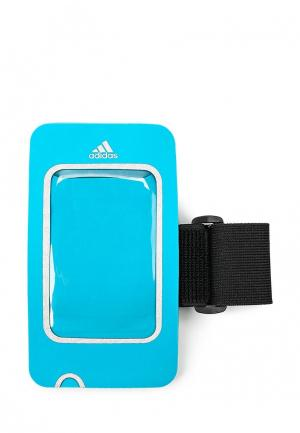 Чехол для IPhone adidas Performance. Цвет: синий