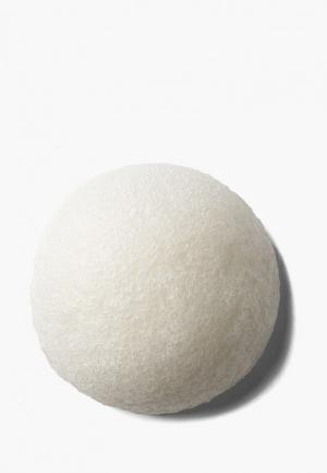 Спонж для макияжа Erborian. Цвет: белый