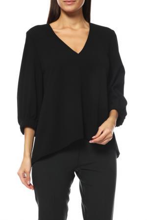 Блуза Tibi. Цвет: черный