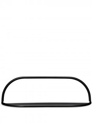 Полка Angui (78 см) AYTM. Цвет: черный