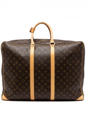 Дорожная сумка Sirius 55 2005-го года Louis Vuitton. Цвет: коричневый