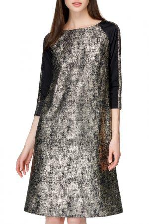 Платье Helmidge. Цвет: золотой