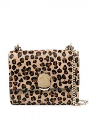 Мини-сумка Karlie Tila March. Цвет: коричневый