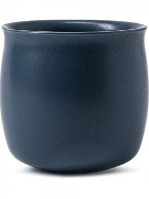 Набор из двух чашек Alev Raawi. Цвет: синий