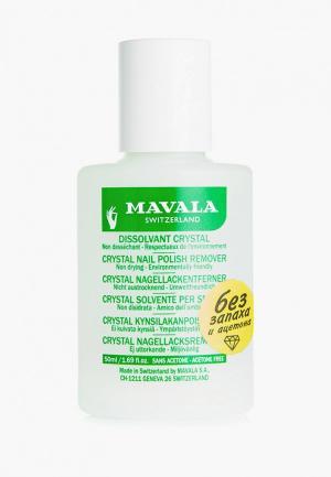 Средство для снятия лака Mavala. Цвет: прозрачный