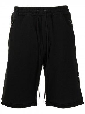 Everyday terry shorts 3.1 Phillip Lim. Цвет: черный