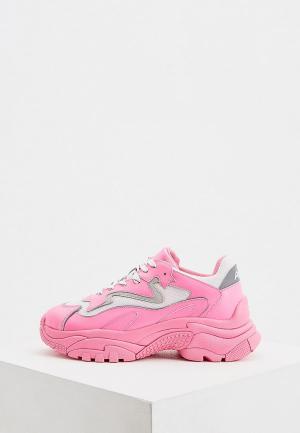 Кроссовки Ash. Цвет: розовый