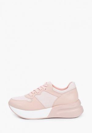 Кроссовки Vivian Royal. Цвет: розовый