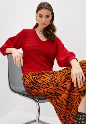 Пуловер Twinset Milano. Цвет: красный