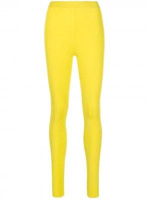 Легинсы Switchwear AZ FACTORY. Цвет: желтый