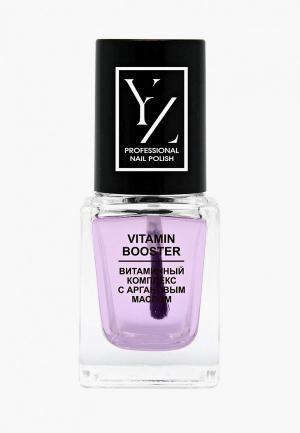 Средство для восстановления ногтей Yllozure. Цвет: прозрачный