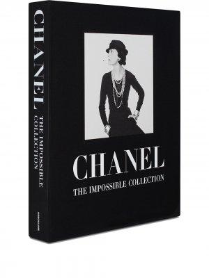 Книга Chanel:  Impossible Collection Assouline. Цвет: черный,белый