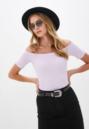 Блуза Cotton On. Цвет: фиолетовый