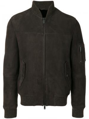 Куртка на молнии Desa 1972. Цвет: коричневый