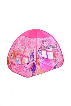 Палатка Играем вместе. Цвет: бордовый