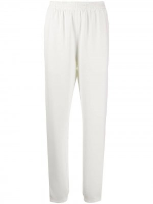 Спортивные брюки Styland. Цвет: белый