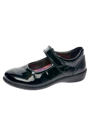Туфли RICOSTA. Цвет: черный