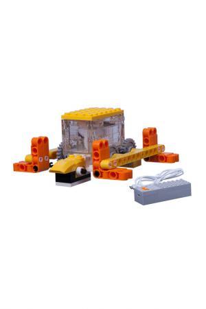 Конабор «Робот черепаха» BONDIBON. Цвет: желтый