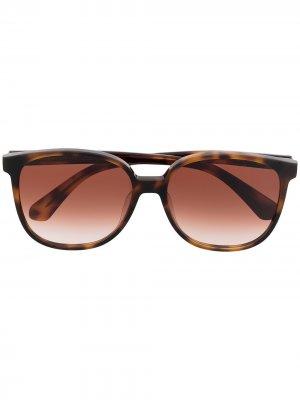 Солнцезащитные очки Alianna Kate Spade. Цвет: коричневый