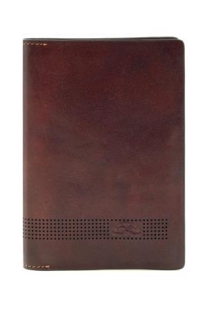 Обложка для документов Tony Perotti. Цвет: коричневый