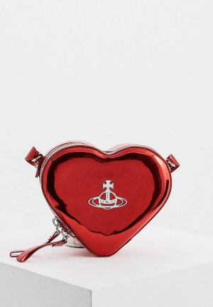 Сумка Vivienne Westwood. Цвет: красный