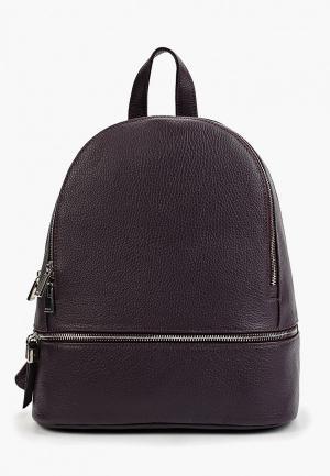 Рюкзак Afina. Цвет: фиолетовый