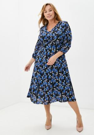 Платье Gerry Weber. Цвет: синий
