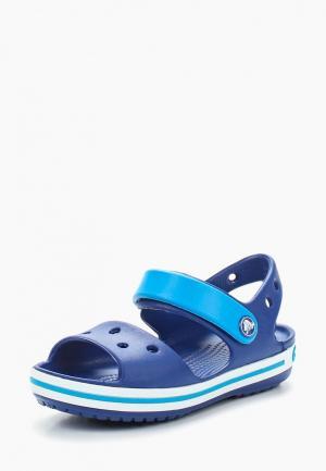 Сандалии Crocs. Цвет: синий