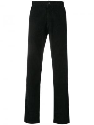 Aston corduroy trousers Universal Works. Цвет: черный