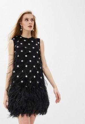 Платье N21. Цвет: черный