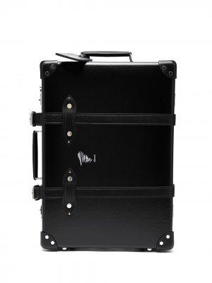 Чемодан на колесах Discord Yohji Yamamoto. Цвет: черный