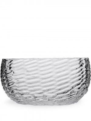 Стеклянная чаша Wicker Tre Product. Цвет: нейтральные цвета