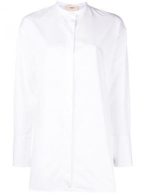 Band collar shirt Ports 1961. Цвет: белый