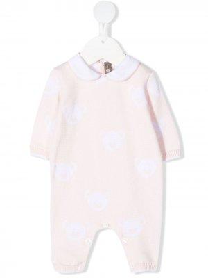 Пижама с принтом Teddy Bear Little. Цвет: розовый