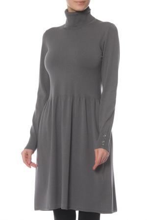 Платье Riani. Цвет: серый