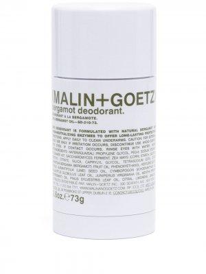 Дезодорант Bergamot MALIN+GOETZ. Цвет: белый