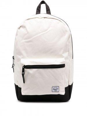 Рюкзак с карманами Herschel Supply Co.. Цвет: белый