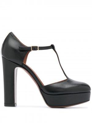 LAutre Chose туфли-лодочки дОрсе L'Autre. Цвет: черный