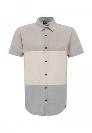 Рубашка Animal. Цвет: серый