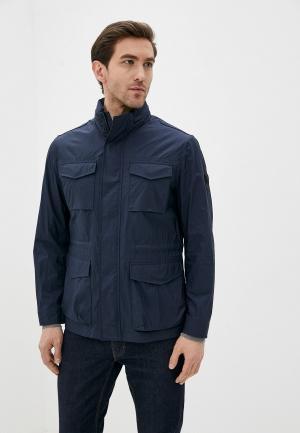 Куртка Woolrich. Цвет: синий