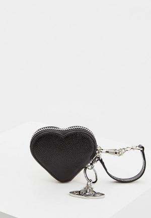 Кошелек Vivienne Westwood Anglomania. Цвет: черный
