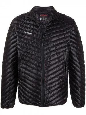 Стеганая куртка Broad Peak Mammut. Цвет: черный