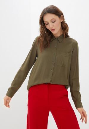 Блуза Fresh Made. Цвет: хаки