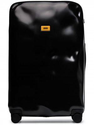 Чемодан Icon Crash Baggage. Цвет: черный